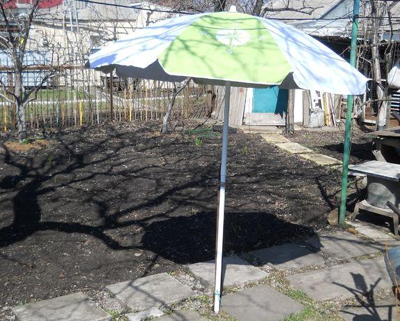 Пляжний, садовий, дачний великий зонт