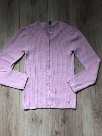 BENETTON sweterek rozpinany r. XL