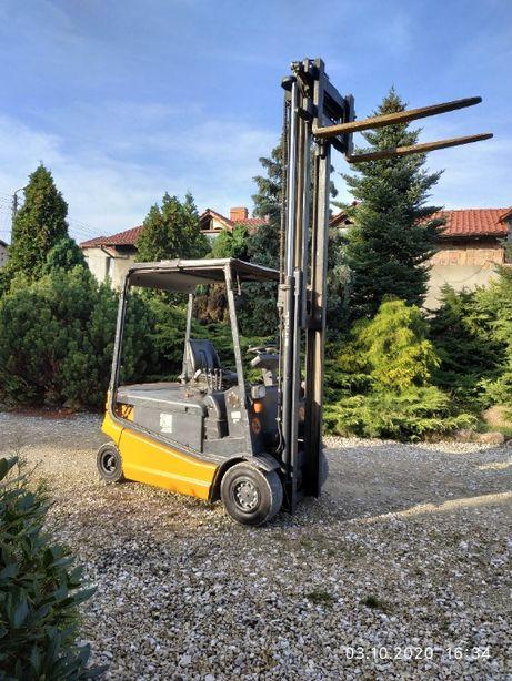 STILL R60-25 elektryczny wózek widłowy 2500kg duża bateria 80V