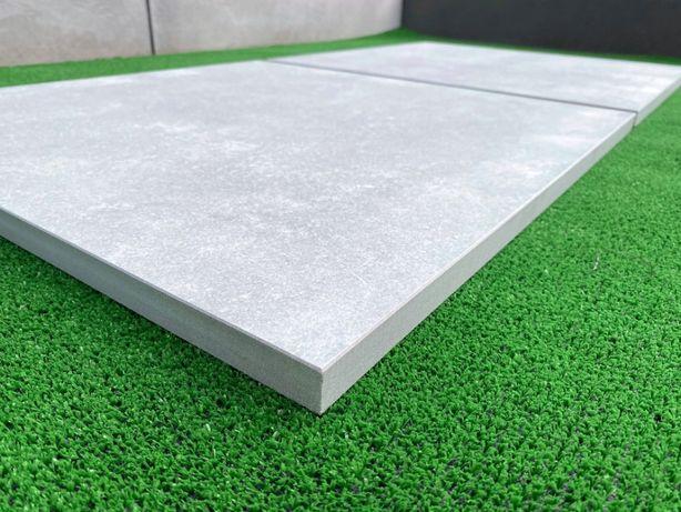 Grube płyty tarasowe 60x60x2cm Idealny na chodniki i tarasy.