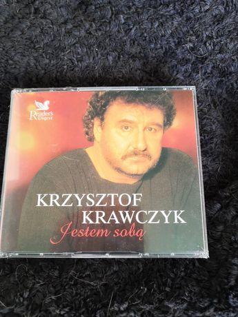 Płyty CD 5 albumów Krzysztof Krawczyk Jestem sobą