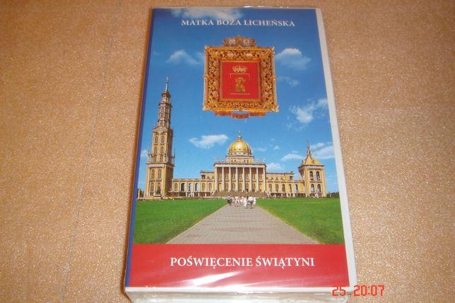 Poświęcenie Świątyni w Licheniu przez J.PawłaII