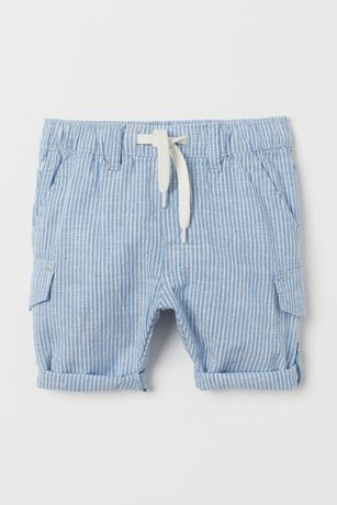 Podwijane spodnie h&m 98 nowe