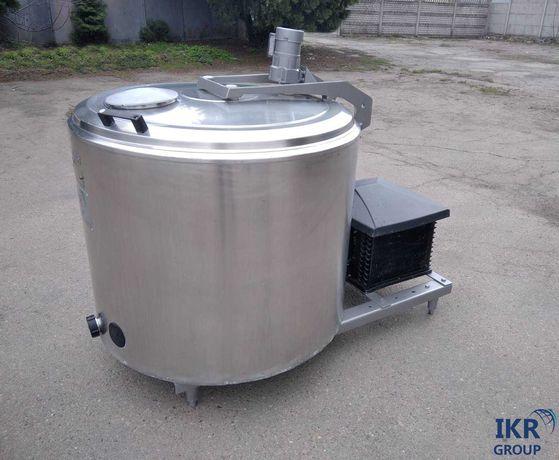 Охладитель молока б/у Alfa Laval 400 литров на складе в Ровно