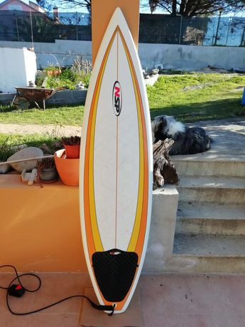Prancha de surf NSP tamanho 6.2