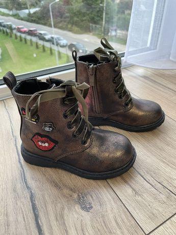 Ботінки взуття обувь осіння осенняя 25 розмір 16 см ботинки сапожки