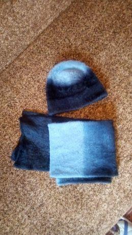 Продам набор шарфик и шапку