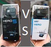 GoPro Hero 2018/ Hero 5 przerobienie
