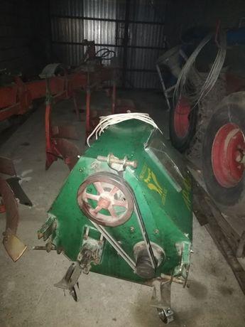 Agregat prądotwórczy uszkodzony