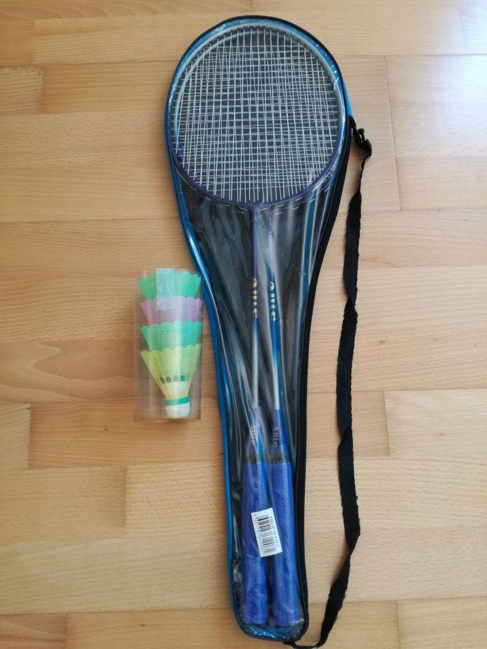 Badminton raquetes novas Algueirão-Mem Martins - imagem 1