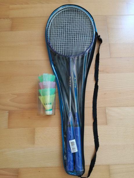 Badminton raquetes novas