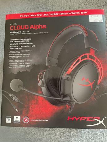Słuchawki Hyperx Cloud Alpha