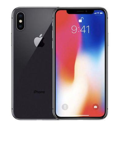 Iphone x 256 GB i etui