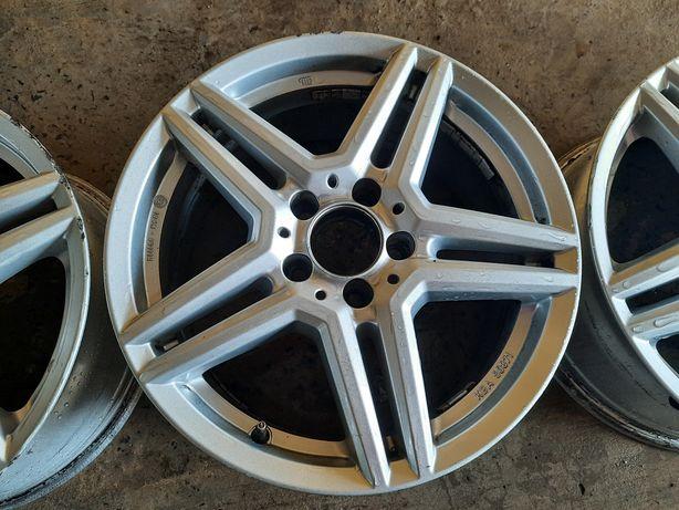 Диски титани Mercedes Benz R17