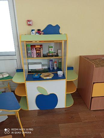 продам игровую детскую мебель