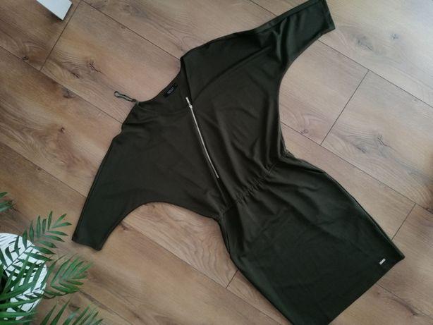 Sukienka Mohito khaki S