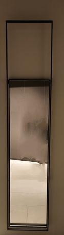 Высокое зеркало в стиле Loft
