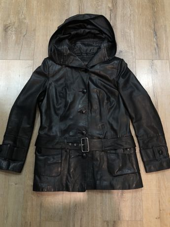 Продам Кожанную куртку, утепленная