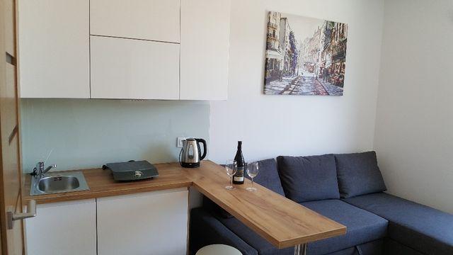 Promocja Wilanów Branickiego 21 - Mieszkanie 20 m2
