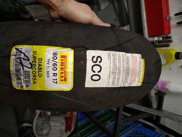 opona torowa Pirelli Supercorsa sc0 180/60 R17