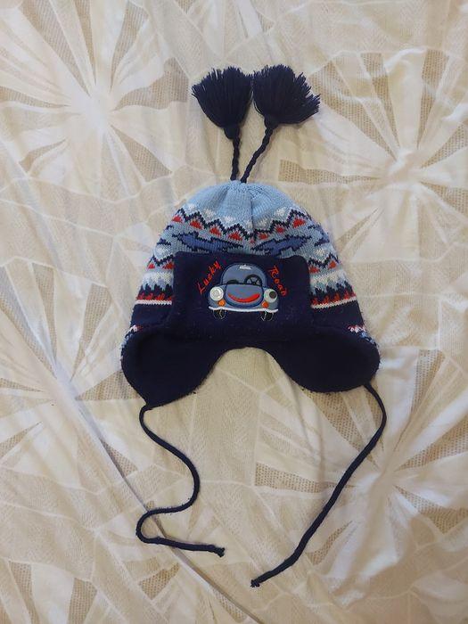 Зимняя шапка на флисе Одесса - изображение 1