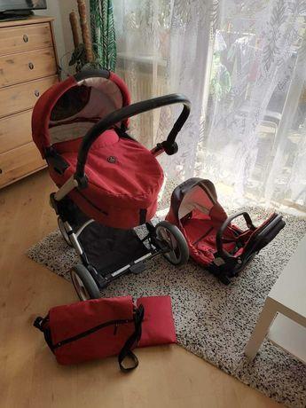 Wózek Mutsy EVO 2 w 1