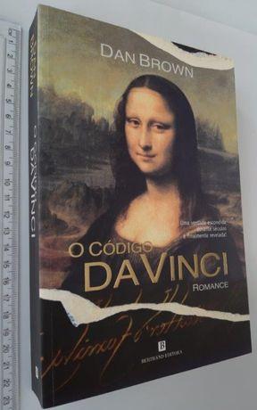 """Livro """"O Código Da Vinci"""""""
