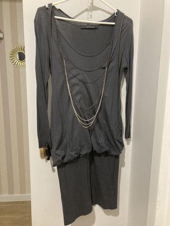 Sukienka/ tunika Calvin Klein r. S gratis sukienka Mango