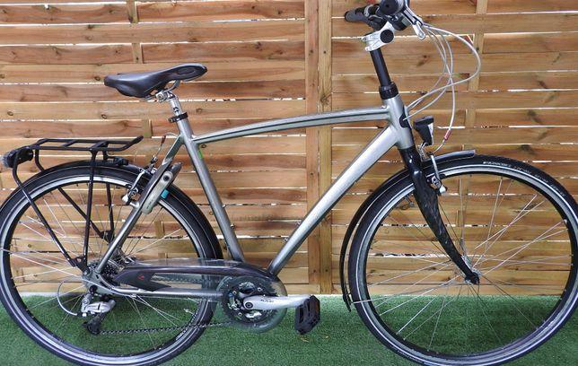 Rower męski Gazelle Ultimate.H 57. I inne rowery z Holandii