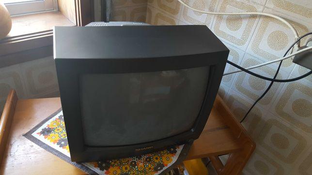 vendo tv de quarto  sharp