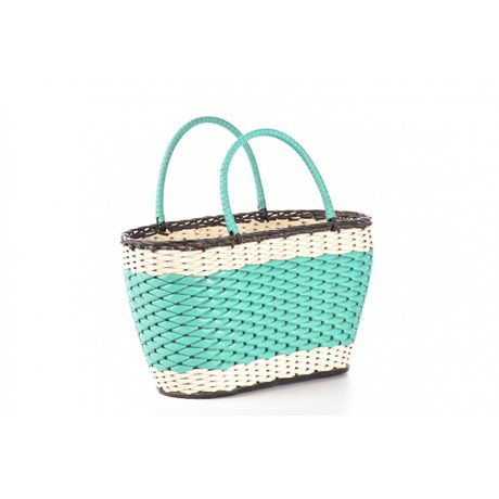 Плетенная ретро сумка, корзина для фруктов, ретро шопер, сумочка