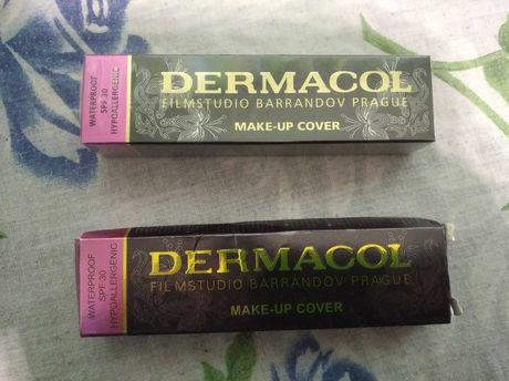 Тональный крем Dermacol Make-Up Cover - 2шт
