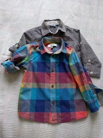 Рубашки на мальчика 2-3года