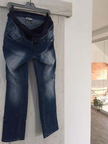 Spodnie Jeansy ciążowe oky mama
