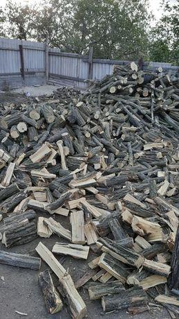 Акация, Смесь, Колотые,рубаные,чурки,метровые дрова.