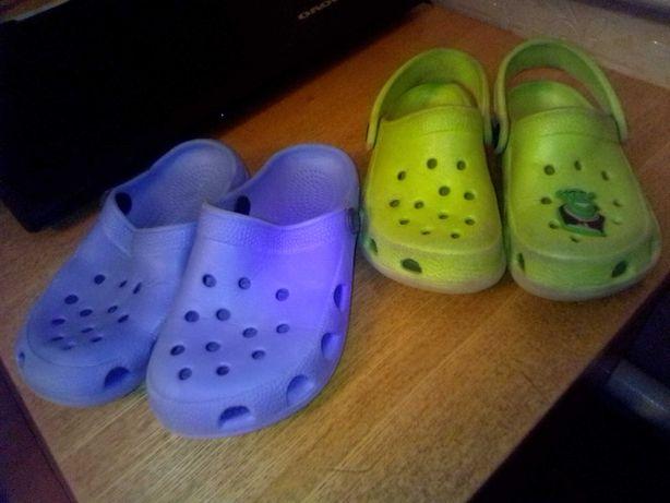 Кроксы бесплатно Crocs не пересылаю