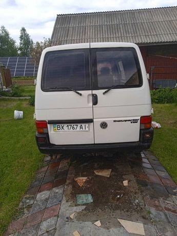 T4 volkswagen 1998 фольцваген