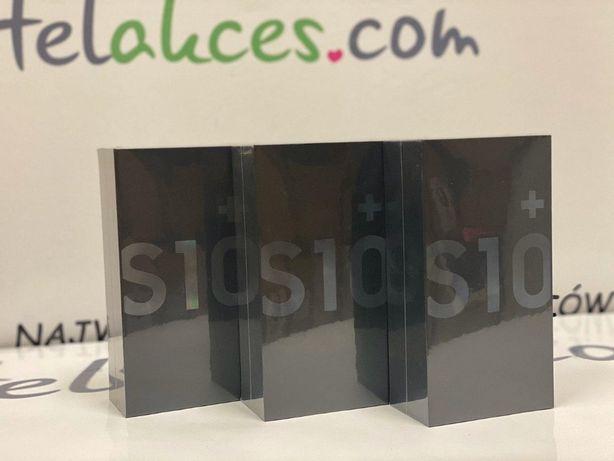 Samsung S10 Plus Prism Black/Ceramic Black/White MANUFAKTURA 2599ZŁ