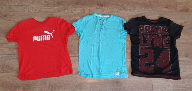 Koszulki chłopięce 152