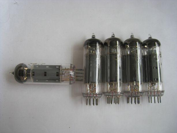 радиолампы EL84 замена радиолампы на 6П18П