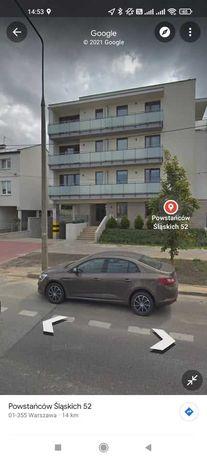 Miejsce garażowe Metro Bemowo Powst. Sląskich 52