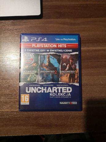PS4 Uncharted: Kolekcja Nathana Drakea