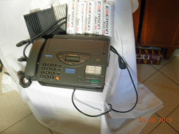Fax Panasonic KX - F707 do firmy biura