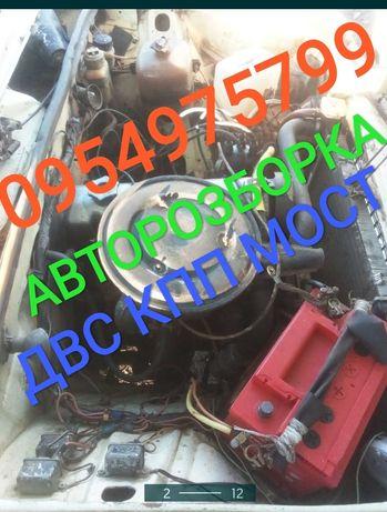 Двигатель ДВС ВАЗ 2101 2103 2106 2107 Жигули в отличном состоянии
