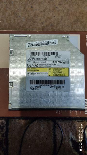 Привод для ноутбука DVD-RW sn-208
