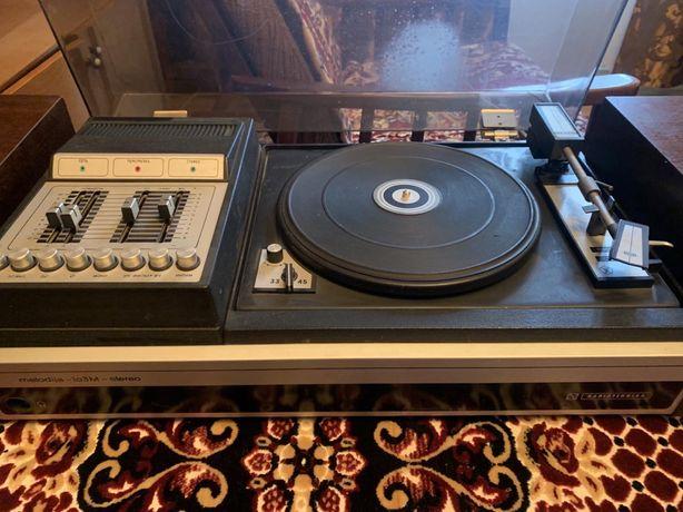 Проигрователь Melodija-103M-Stereo