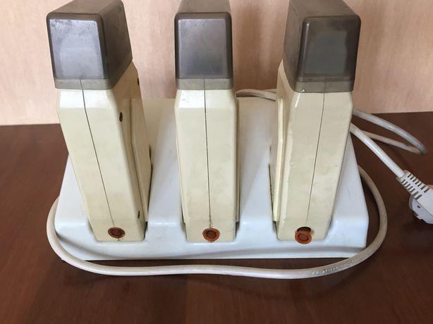 Воскоплав для салона на три кассеты