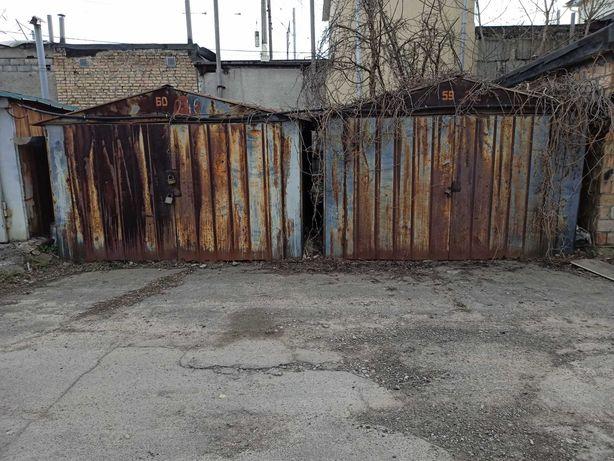 Продам ДВА гаража рядом стоящих . ГСК ТЕЛЬБИН по ул Березняковская 29А