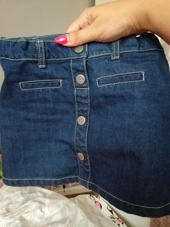 Sprzedam jeansowa spódniczka rozm. 104 Reserved