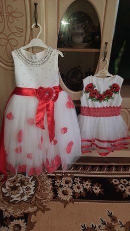 Два шикарных платья